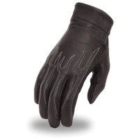 First Racing Gel Palm Driving Gloves
