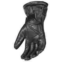 Joe Rocket Wind Chill Leather Gloves Inside View