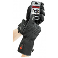 Joe Rocket Rocket Burner Heated Gloves Black Touch Screen