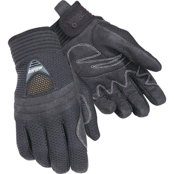 Tour Master Airflow Glove Black