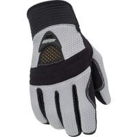 Tour Master Airflow Glove Silver