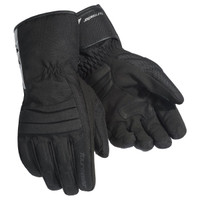 Tour Master Mid-Tex Gloves Black