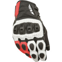 Fly Street Brawler Gloves Red
