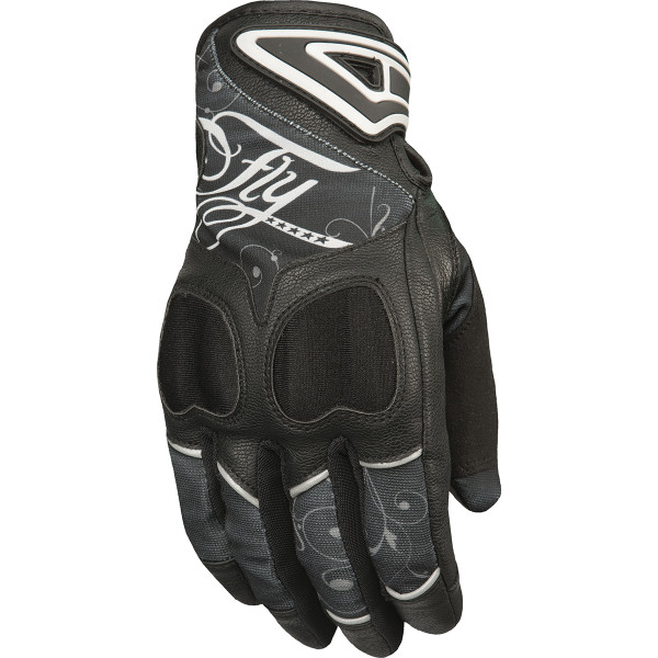 Fly Venus Women's Gloves Black