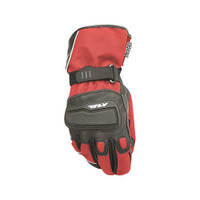 Fly Street Xplore Gloves Red