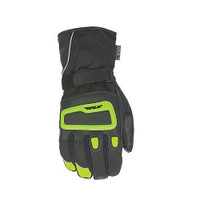 Fly Street Xplore Gloves Hi Viz