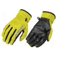 First Gear Ultra Mesh Womens Gloves Yellow