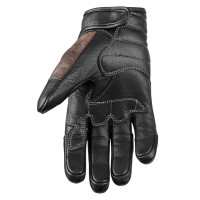 & Strength Rust and Redemption Gloves Brown 1
