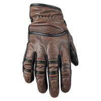 & Strength Rust and Redemption Gloves Brown