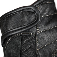 & Strength Rust and Redemption Gloves Black 2