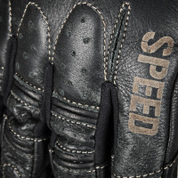 & Strength Rust and Redemption Gloves Black 3