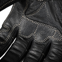 & Strength Rust and Redemption Gloves Black 5