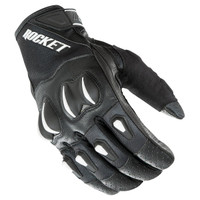 Joe Rocket Cyntek Gloves Matte Black