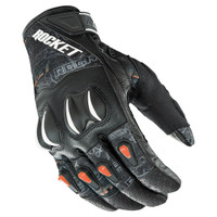 Joe Rocket Cyntek Gloves Orange
