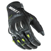 Joe Rocket Cyntek Gloves Yellow