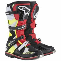 Alpinestars Tech 8 RS Boots Red