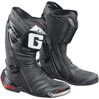 Gaerne GP-1 Road Race Perforated Boots Black
