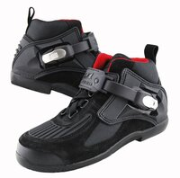 Vega Omega Mens Leather Sport Bike Boots