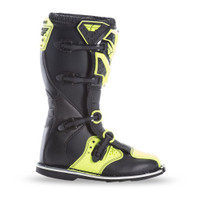Fly Racing Maverik Boots Yellow 2