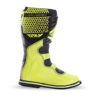 Fly Racing Maverik Boots Yellow 1