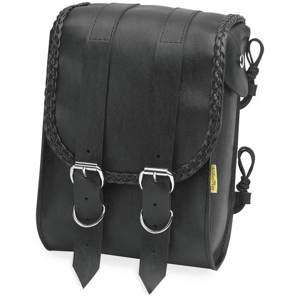 Willie & Max Braided Sissy Bar Bag