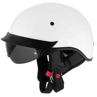 Cyber Helmets U-72 Solid Helmet White