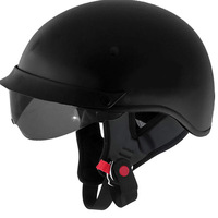 Cyber Helmets U-72 Solid Helmet  Matte Black