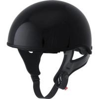 Fly Racing .357 Solid Helmet Black