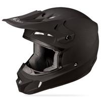 Fly Racing Kinetic Solid Helmet Side View