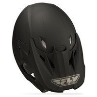 Fly Racing Kinetic Solid Helmet With Visor