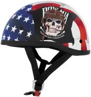 Skid Lid Helmets Original POW MIA Helmet