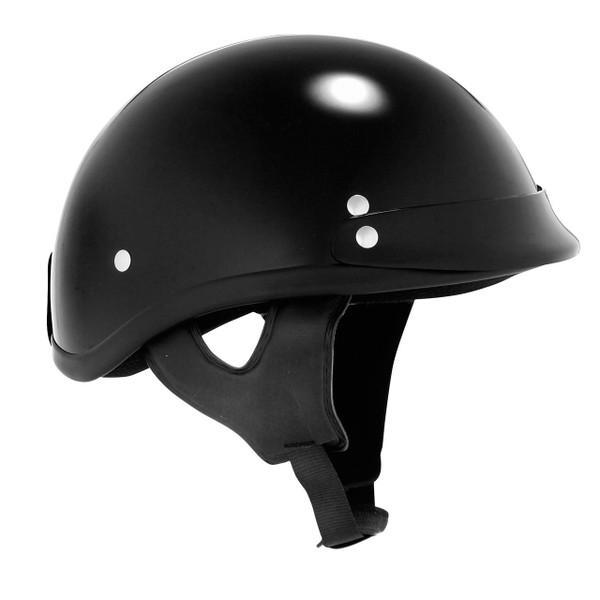 Skid Lid Helmets Traditional Solid Helmet