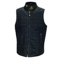 Roland Sands Design Ringo Vest Black