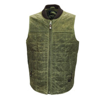 Roland Sands Design Ringo Vest Green