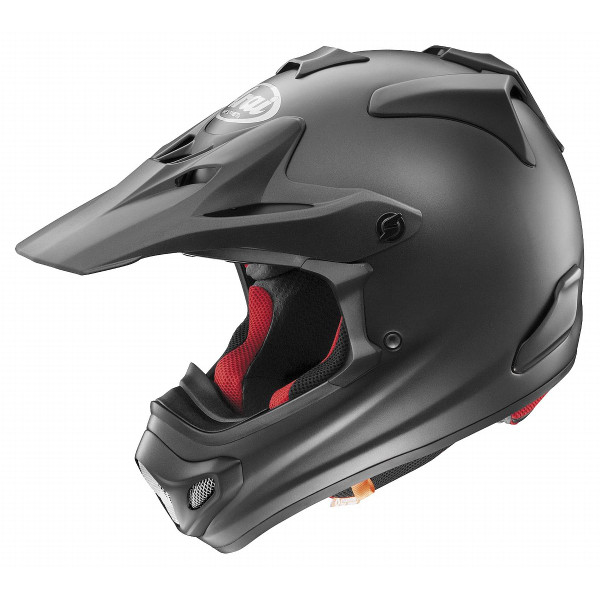 Arai VX-Pro4 Helmet Black Front