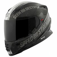 Speed & Strength SS1600 Cruise Missile Helmet Black