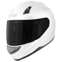 Speed & Strength SS700 Solid Helmet White