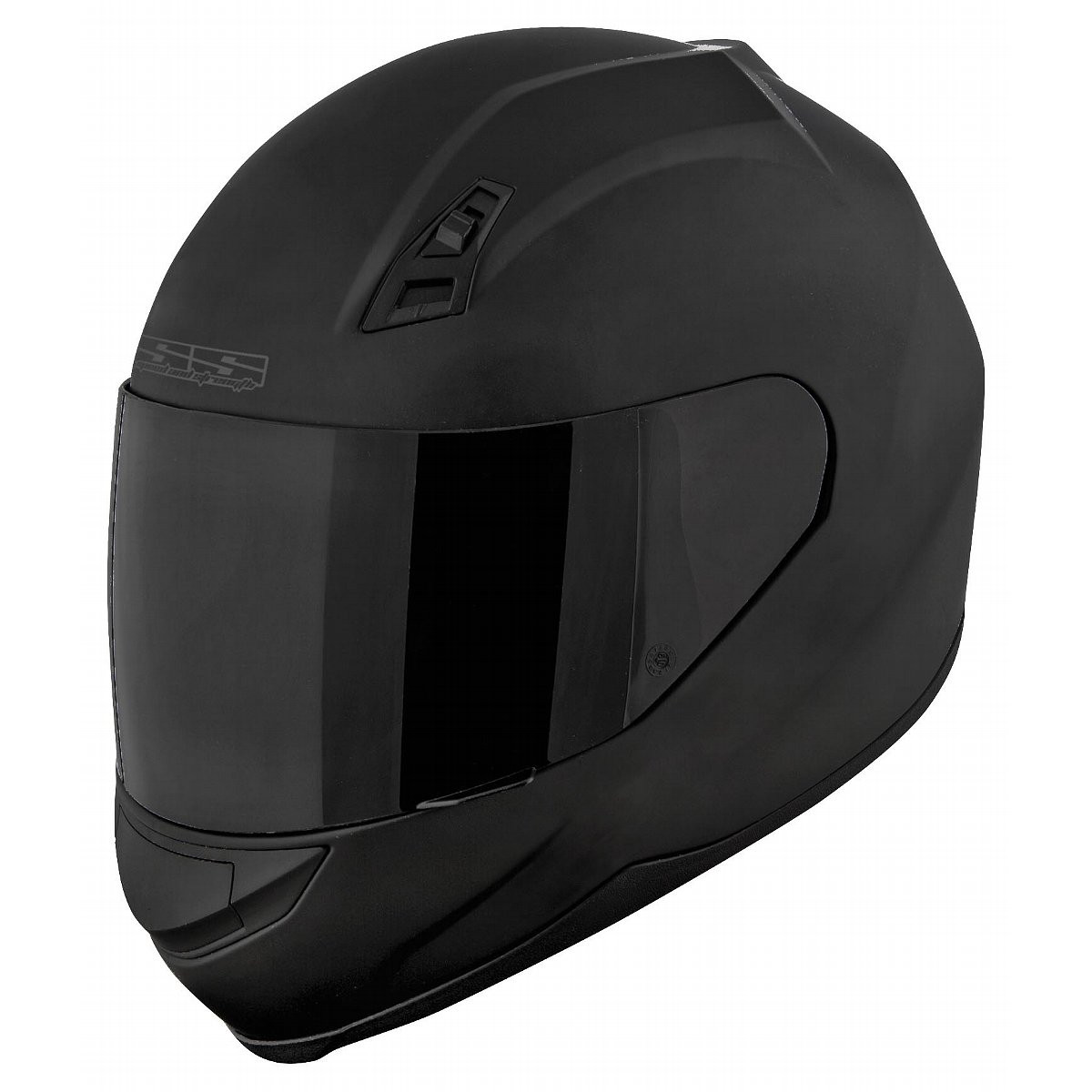 X-Small Speed and Strength SS700 Solid Speed Wineberry Full Face Helmet