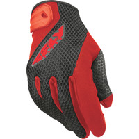 Fly Street Coolpro II Gloves Red