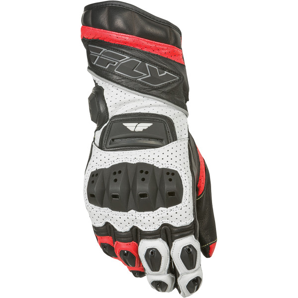 Fly Street FL2 Gloves Red