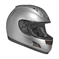 Vega Altura Full Face Helmet Silver