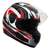 Vega Insight Full Face Helmet with Nomad Graphic