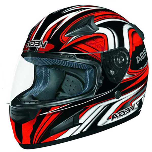 Vega X888 Full Face Helmet with Daisho Graphic