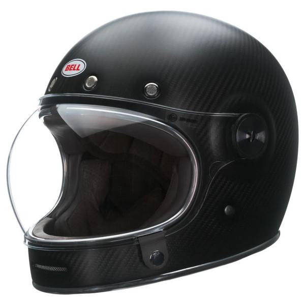 Bell Ps Bullitt Carbon Full Face Helmet Black