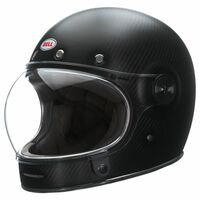 Bell Ps Bullitt Carbon Full Face Helmet Black