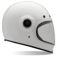 Bell Ps Bullitt Full Face Helmet White