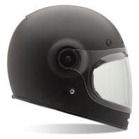 Bell Ps Bullitt Full Face Helmet Matte Black