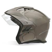Bell Mag 9 Sena Solid Helmet Silver