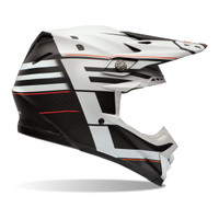 Bell Ps Moto 9 Flex Blocked Offroad Helmet