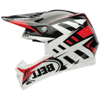 Bell PS Moto 9 Flex Syndrome Offroad Helmet